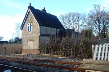 Aspley Station House February 2008