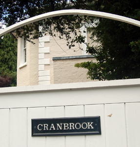 A glimpse of Cranbrook July 2010
