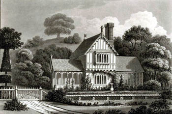 Henry VII Lodge in 1816