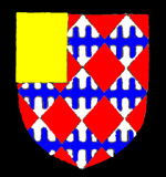 The Guise family coat of arms
