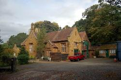 former Aspley Guise school Sep 2007