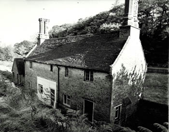 Rear of Fir Tree Cottage 1979