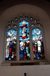 Battlesden Church East Window
