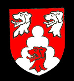 The Duncombe family coat of arms