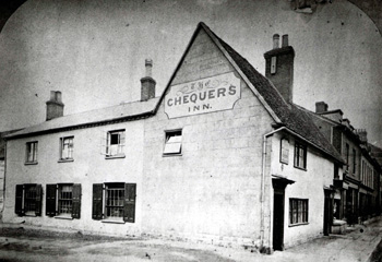 The Chequers before 1887