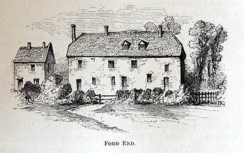 Ford End Manor House from The Hundred of the History of Willey
