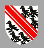 The Gostwick family coat of arms