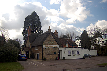 The Three Tuns March 2012