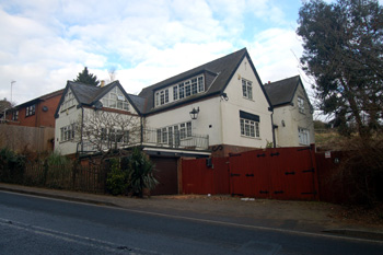 The former school January 2009