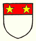 Saint John coat of arms