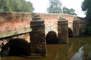 Blunham Bridges August 2009