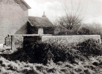 Blunham Pound in 1934