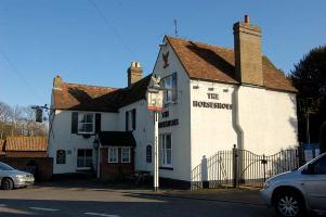 The Horseshoes Public house