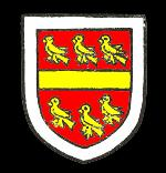 The Beauchamp family coat of arms