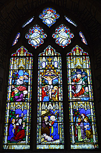 The east window October 2016