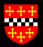 Arms of the Boteler family of Biddenham