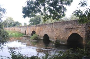Bromham Bridge September 2007