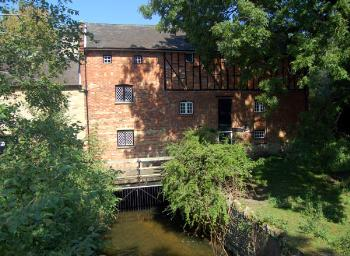Bromham Mill in August 2007