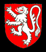 Arms of the de Moubray family