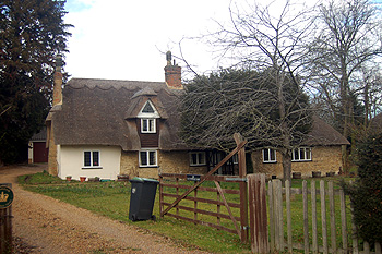 Old Yews Cottage - 129 Village Road March 2012
