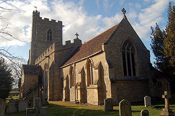 998f6114a14 Hosted By Bedford Borough Council  Bromham Church Architecture