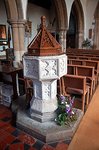 The font May 2012