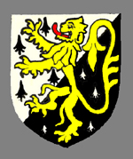 The arms of the Viscounts Hampden