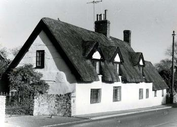 The Old Smithy in 1962 [Z53/21/16]