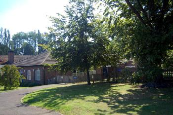 The former Rainbow Special School in August 2007