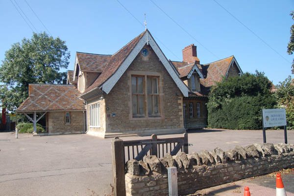 The former St. Owen's Lower School - Aug 2007