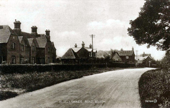 Biggleswade Road Broom about 1900