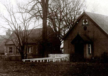 Broom School about 1900