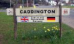 Caddington sign March 2012