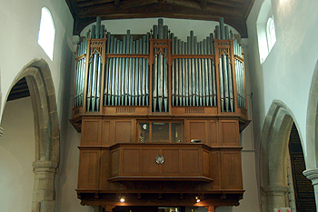 The organ June 2012