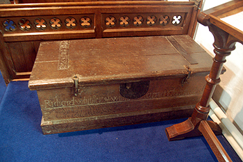The parish chest June 2012