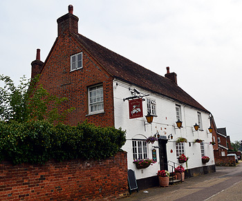 The White Hart September 2014