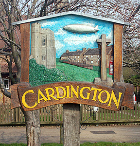 Cardington sign March 2011
