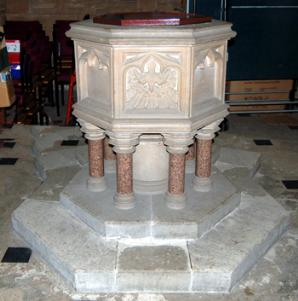 The font May 2010