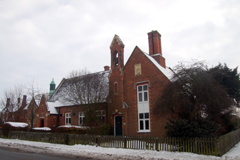 The former Cardington Lower School Christmas Eve 2010