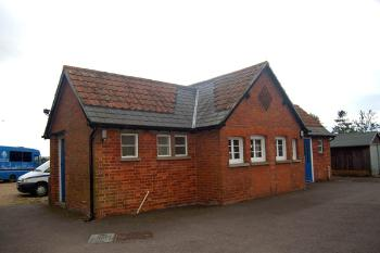 The former offices at Cardington School September 2007