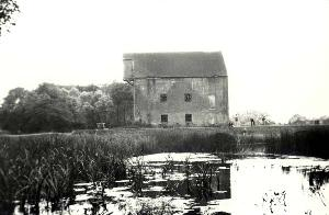 Picture of Cardington Mill taken in 1929