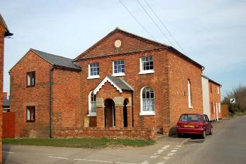 The former Wesleyan chapel in March 2007