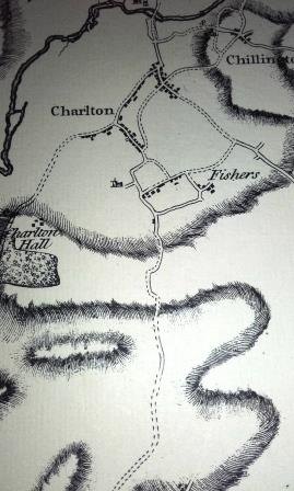 jefferys map showing Fishers