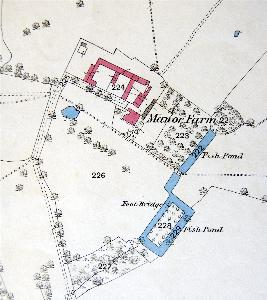 Manor Farm in 1882