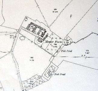 Manor Farm in 1901