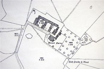 Manor Farm in 1925