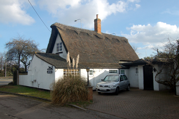 Thatch Cottage March 2010