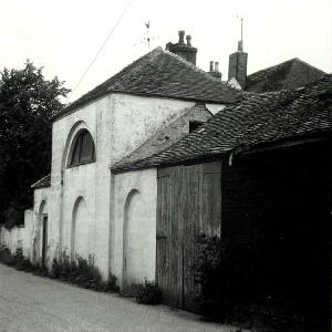 Z53-97-6 stables at Chawston House 1961