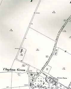 Clapham Green in 1901