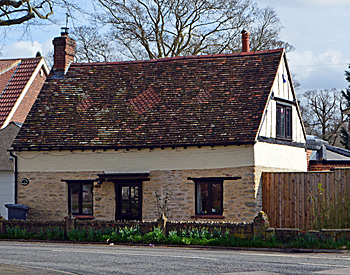 Woodlands Cottage March 2017